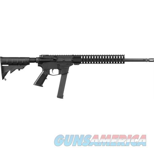 "Cmmg Guard Mkgs-T 9Mm 16"" Bbl. 33Rd Blk 11"" Keymod 99AE631  Guns > Rifles > C Misc Rifles"