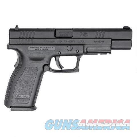 Springfield Armory Xd 9Mm 5In Blk 10Rd XD9401  Guns > Pistols > S Misc Pistols