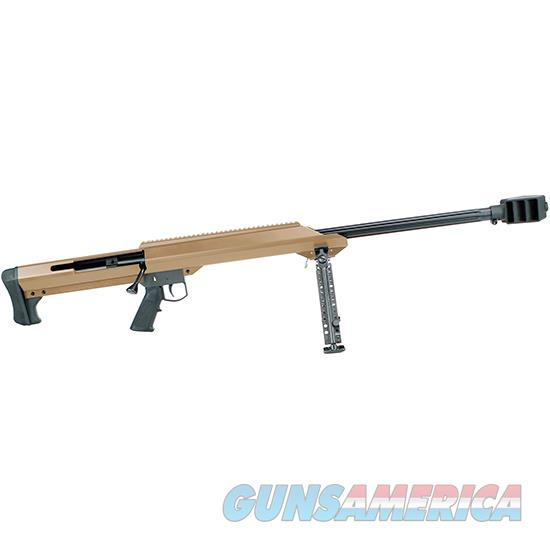 Barrett 99 50Bmg 29 Fde Bipod  Fluted 14032  Guns > Rifles > Barrett Rifles