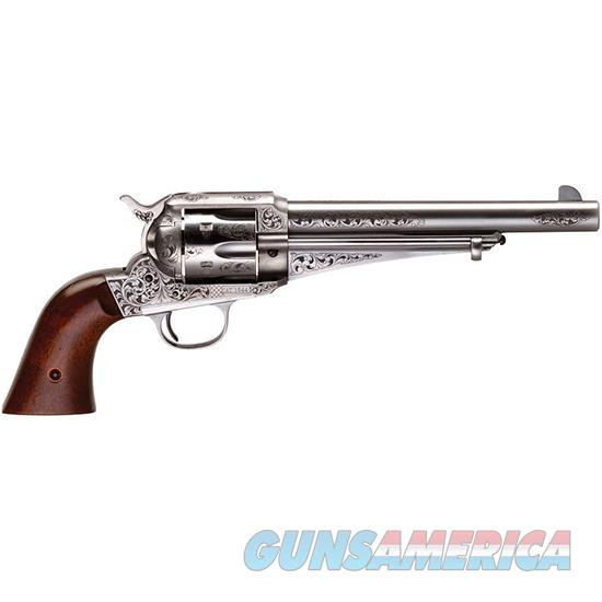 TAYLOR'S & CO 1875 OUTLAW 45LC 7.5 WHITE PHOTO ENGRV 0151W00L06  Guns > Pistols > Taylors & Co. Pistols > Ctg.