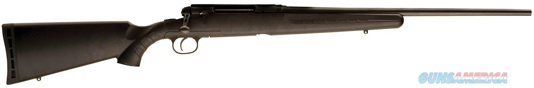 "SAVAGE ARMS AXIS 243 22"" BLK 19222  Guns > Rifles > Savage Rifles > Standard Bolt Action > Sporting"