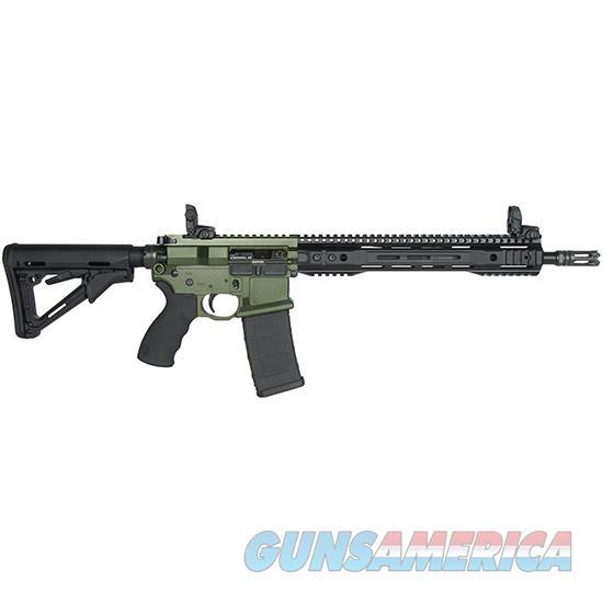 Franklin Armory M4-Sbr-L 223Rem 14.5 Sbn Bbl Odg Flash Hider 1187ODG  Guns > Rifles > F Misc Rifles