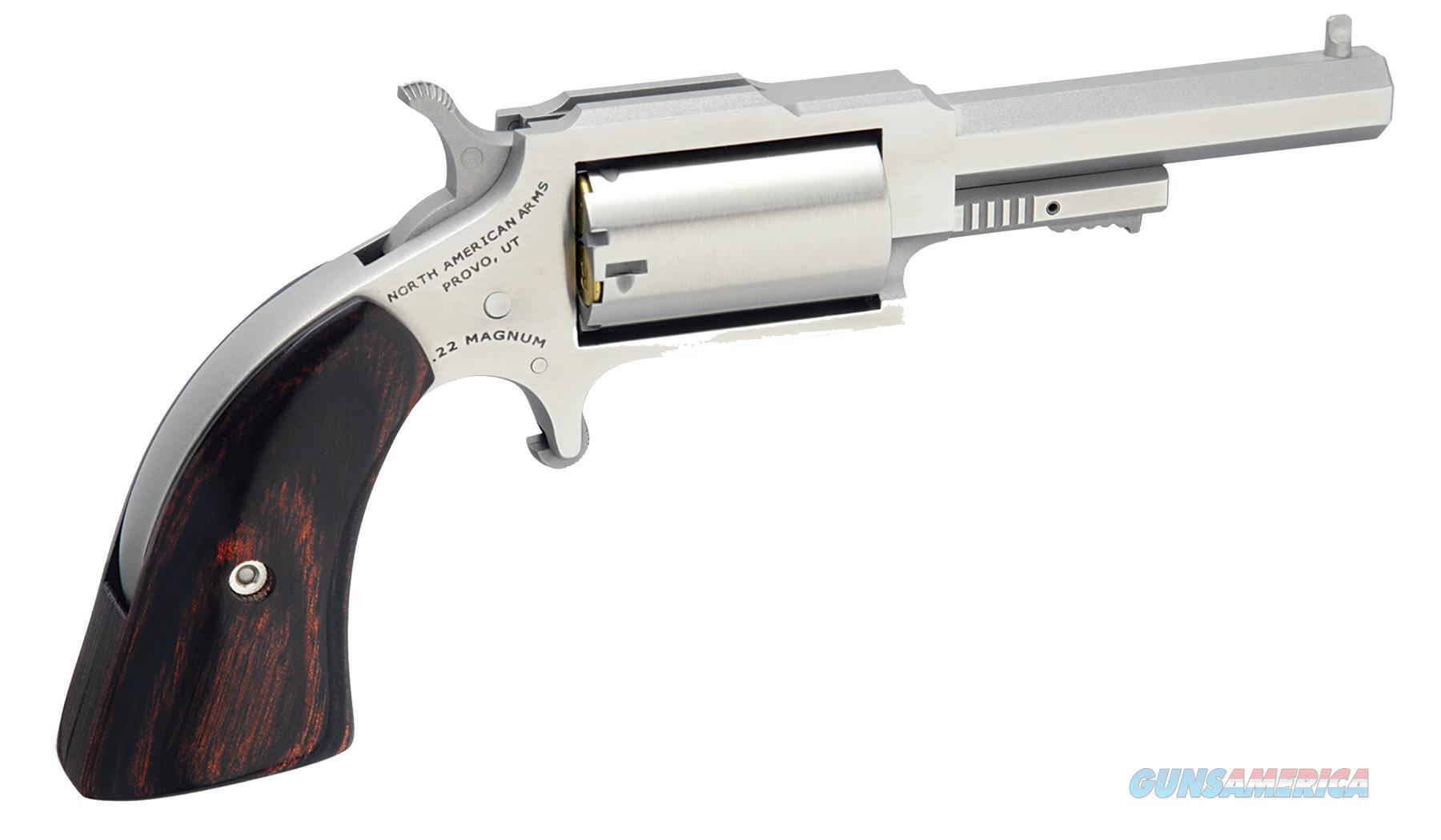 "North American Arms 22Mag 2.5"" Sheriff NAA-1860-250  Guns > Pistols > North American Arms Pistols"