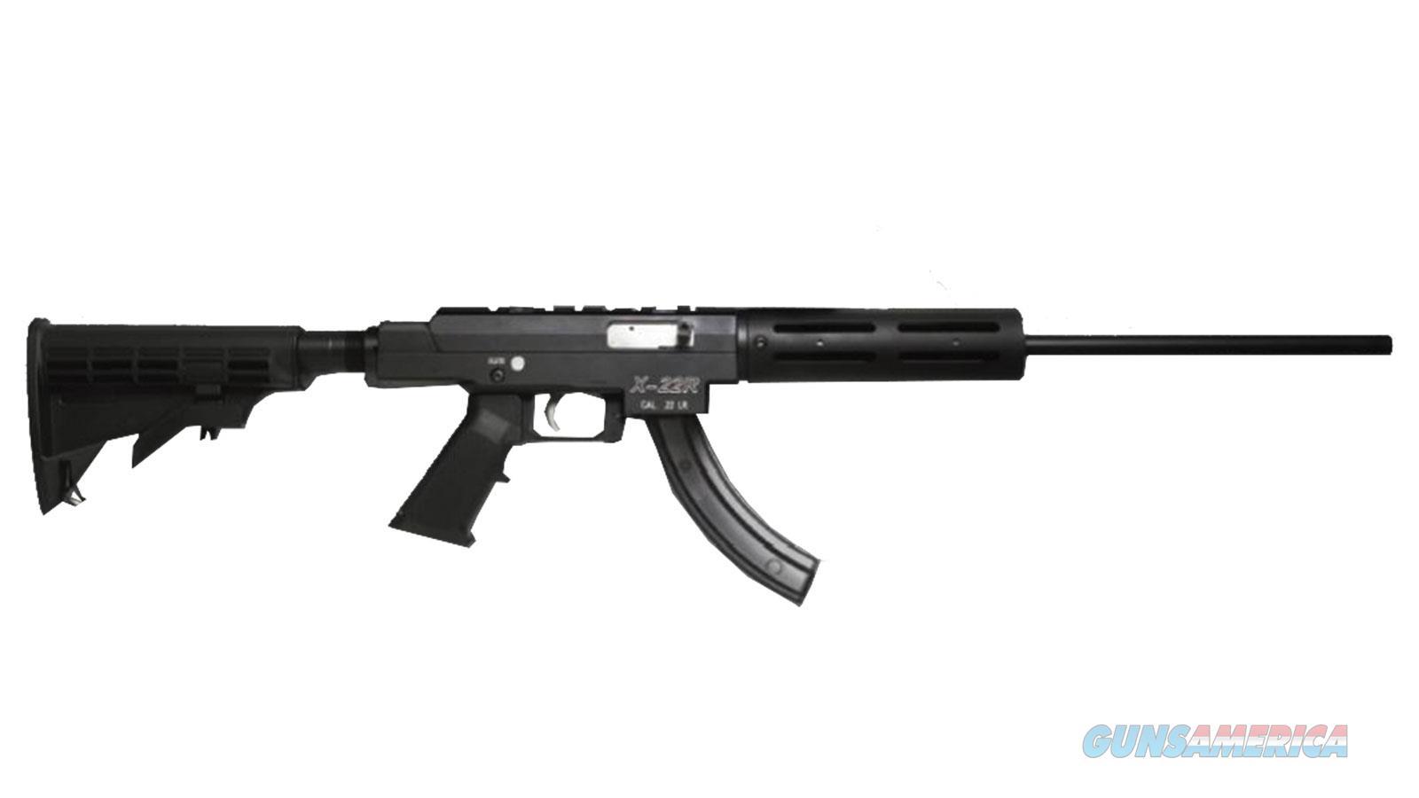 """Excel Industries X-22R 22Lr Rifle 18"""" 25Rd EA22601  Guns > Rifles > E Misc Rifles"""