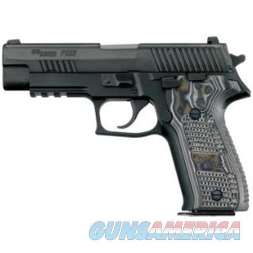 "Sig Sauer E26 9Mm 4.4"" 15Rd E26R-9-XTM-BLKGRY  Guns > Pistols > S Misc Pistols"