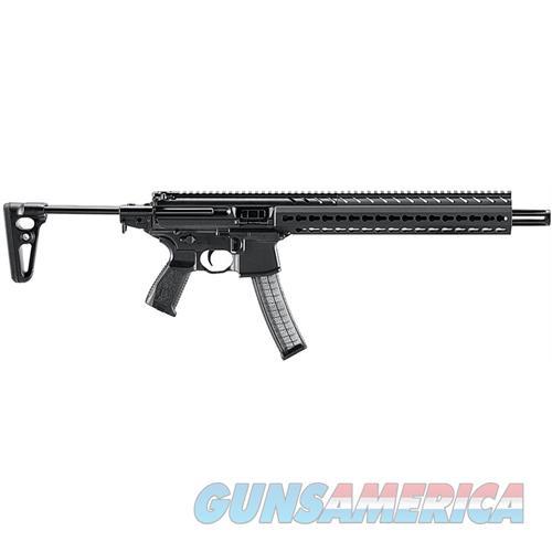 """Sig Sauer Mpx Carbine 9Mm 16"""" 30Rd W/Quad Rail MPX-C-9-KM-T  Guns > Rifles > S Misc Rifles"""