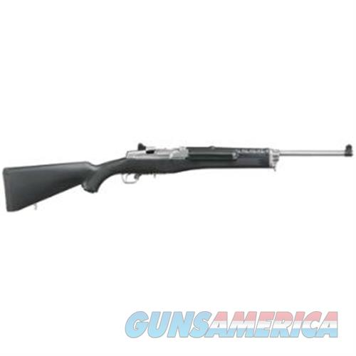 Ruger Mini-14 Ranch 223Rem 18.5 Ss Syn 5Rd 5805  Guns > Rifles > R Misc Rifles