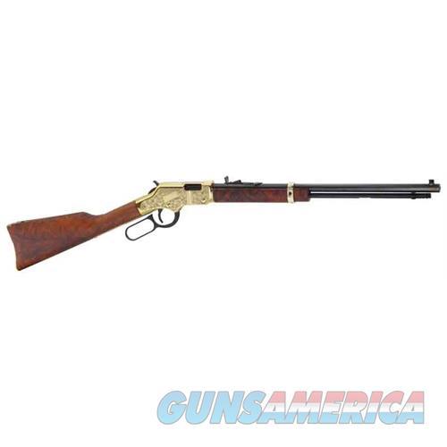 """Henry Goldenboy Deluxe 3Rd Ed. .22Wmr 20.5"""" Octagon H004MD3  Guns > Rifles > H Misc Rifles"""