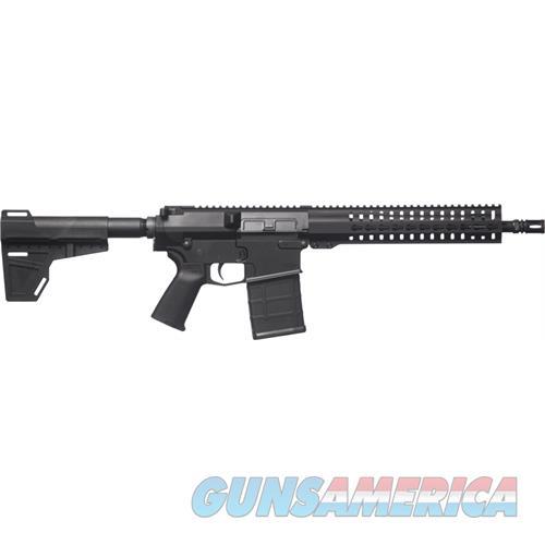 "Cmmg Pistol Mk3k .308 Win. 12.5"" 20Rd Blk Keymod W/Brace 38A92E3  Guns > Pistols > C Misc Pistols"