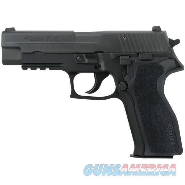 Sig Sauer P226r 9Mm 15Rd Blk N/S E26R-9-BSS  Guns > Pistols > S Misc Pistols
