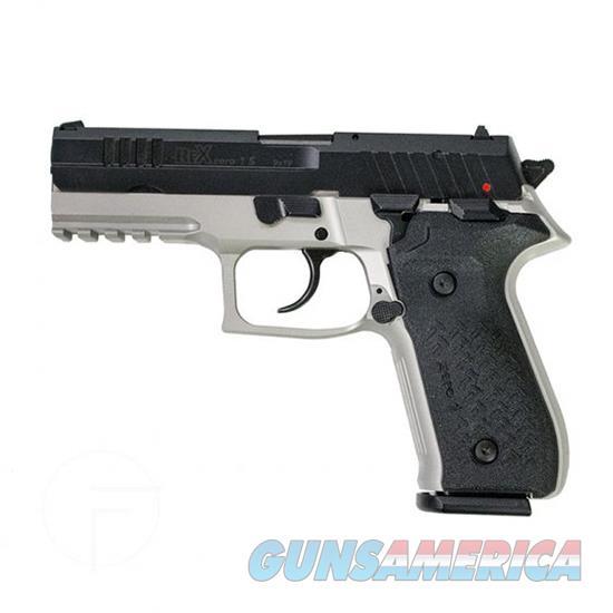 Fime Rex Zero 1S 9Mm Rail Fs Grey 2 17Rd REXZERO1S13  Guns > Pistols > F Misc Pistols
