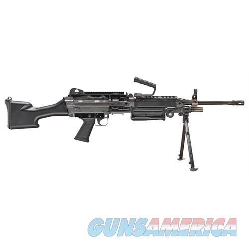 Fn America M249s 5.56Mm Nato Black Military Collector Series 56460  Guns > Rifles > F Misc Rifles