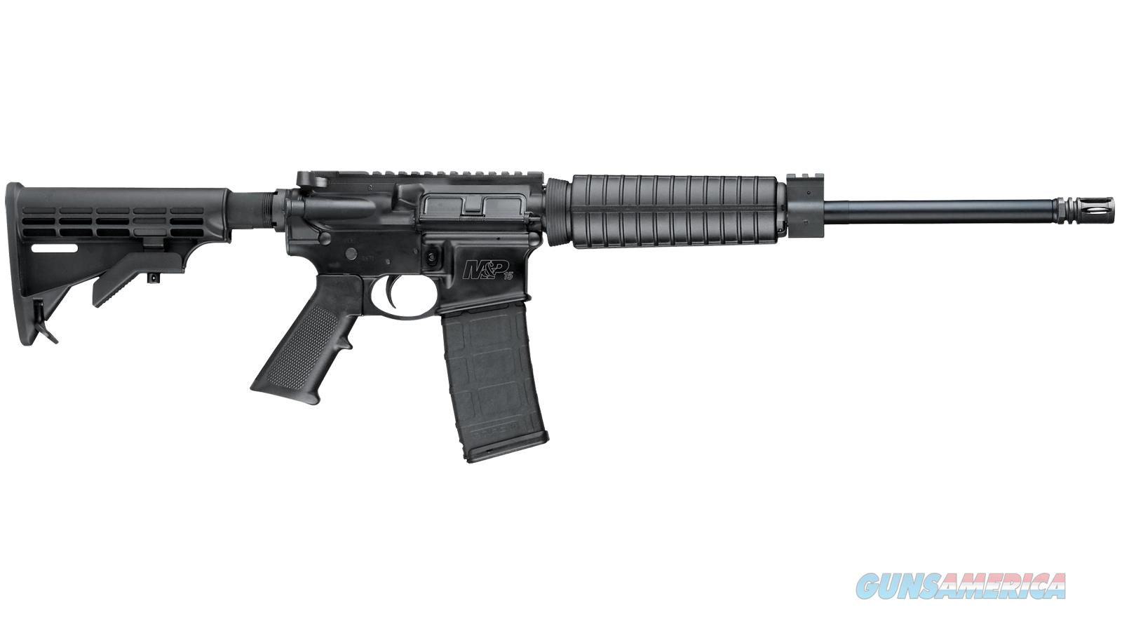 """Smith & Wesson M&P 15 Sport Ii Or Semi-Auto Rifle, 5.56 Nato, 16"""" Bbl, 30-Rnd, 6-Postion Adjustable Stock, 10159  Guns > Rifles > S Misc Rifles"""