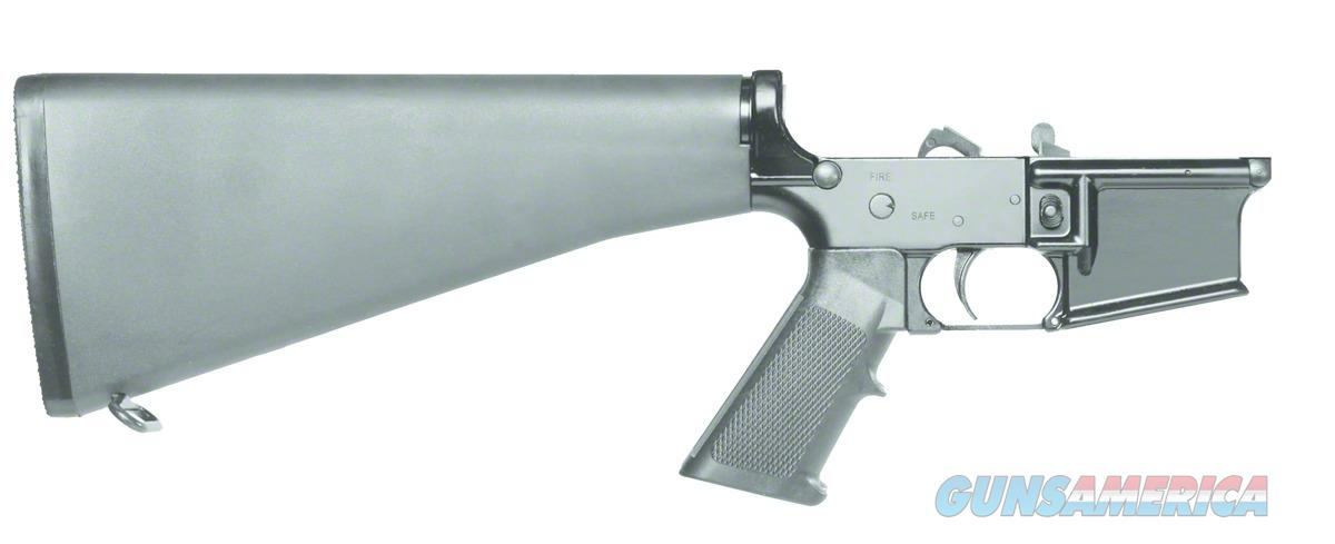 DEL-TON AR15 COMPLETE LOWER RECEIVER A2 STK FXD A2 STATE LAWS APPLY LR102-F  Guns > Rifles > D Misc Rifles