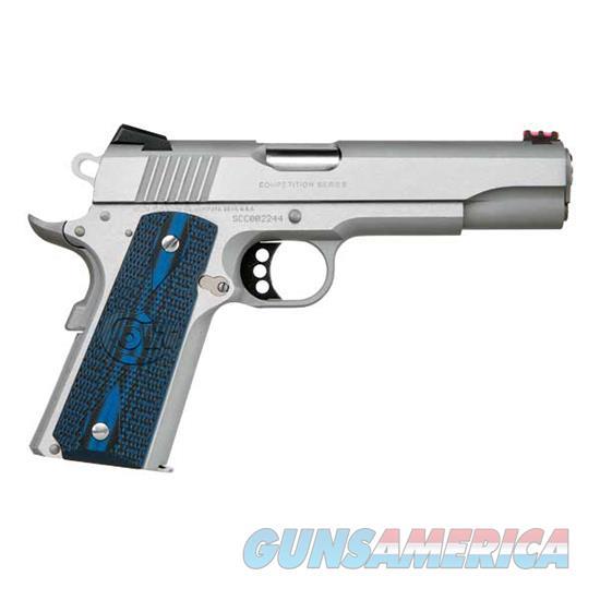 Colt Government 45Acp 5 Competition Series Sts O1070CCS  Guns > Pistols > C Misc Pistols