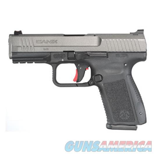 Canik Usa Tp9sf Elite 9Mm 4.19  Tungsten 2 15Rd HG3898T-N  Guns > Pistols > Canik USA Pistols