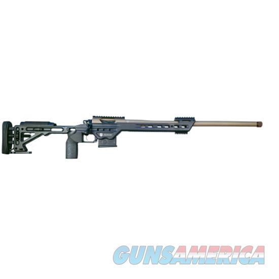 Masterpiece Arms Bolt Action 223Rem 24 Ss Fltd W/ Brake BACOMPREMSA  Guns > Rifles > MN Misc Rifles