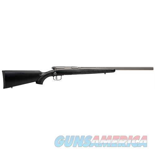 """Savage 96915 B.Mag 17 Wsm Bolt 17 Winchester Super Magnum (Wsm) 22"""" 8+1 Synthetic Black Stk Stainless Steel 96915  Guns > Rifles > S Misc Rifles"""