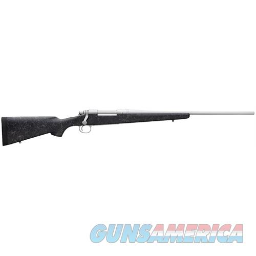 "Remington Firearms 84276 700 Mountain Ss Bolt 7Mm-08 Rem 22"" 4+1 Synthetic Black Stk Stainless Steel 84276  Guns > Rifles > R Misc Rifles"