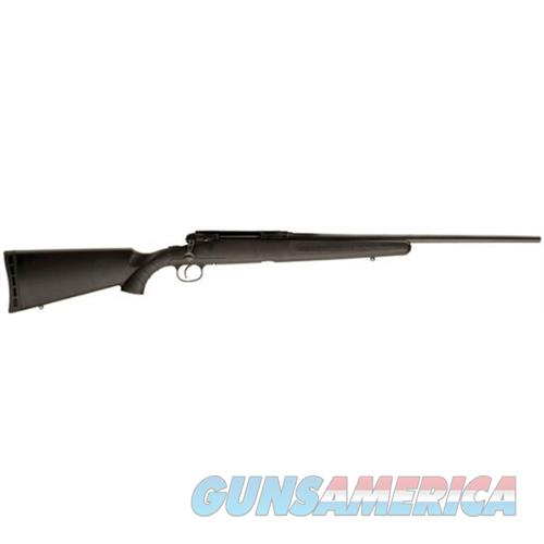 "Savage Arms Axis 7Mm-08 22"" Blk 19195  Guns > Rifles > S Misc Rifles"
