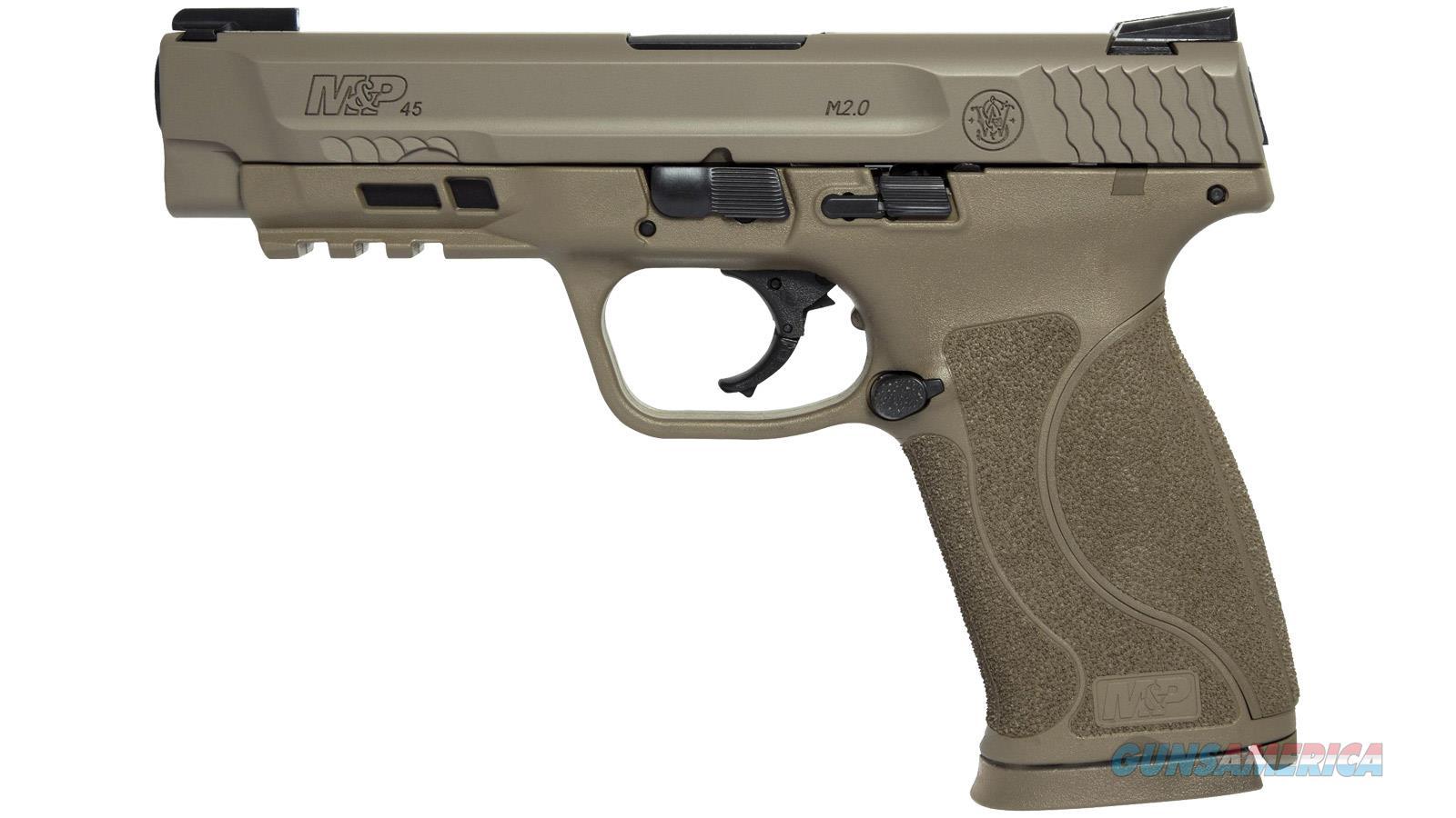 "Smith & Wesson M&P M2.0 45Acp 4.6"" 10Rd 11769  Guns > Pistols > S Misc Pistols"
