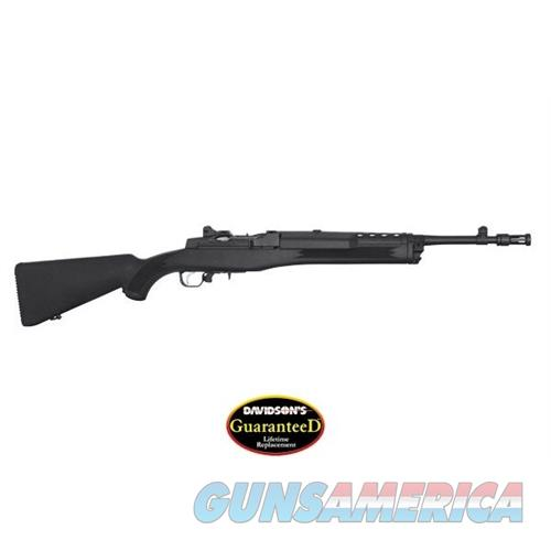 Ruger Mini-14 Tactical 223 B 5Rd 5848  Guns > Rifles > R Misc Rifles