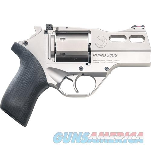 "Chiappa Firearms Rhino 30Ds 357Mag Nickel 3"" 6Rd 340.290  Guns > Pistols > C Misc Pistols"