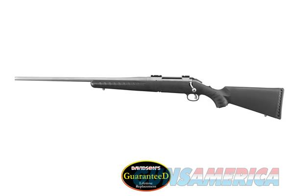 RUGER AMER RIFLE 7MM-08 SS LH 6934  Guns > Rifles > Ruger Rifles > American