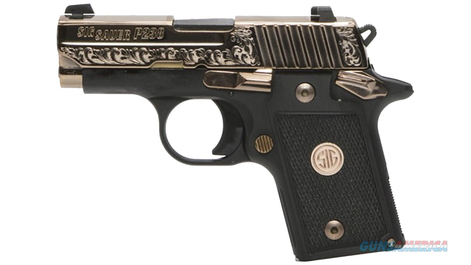 "Sig Sauer P238 Erg 380Acp 2.7"" 6Rd 238380ERG  Guns > Pistols > S Misc Pistols"
