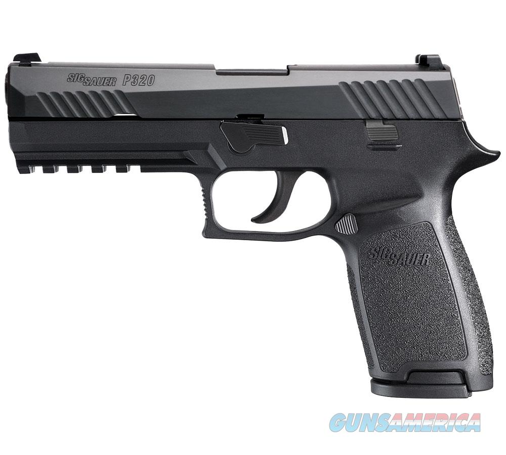 Sig Sauer P320 40Sw 14Rd Poly Ns 320F-40-BSS  Guns > Pistols > S Misc Pistols