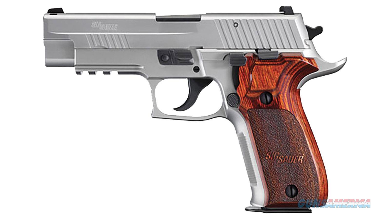 Sig Sauer P226r Elite 9Mm 15Rd Ss N/S E26R-9-SSE  Guns > Pistols > S Misc Pistols