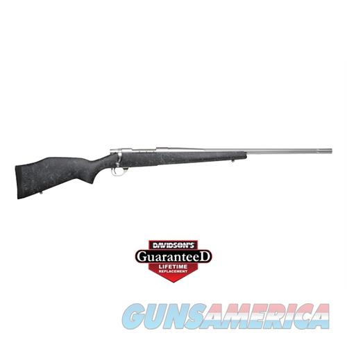 "Weatherby Vanguard Accuguard Bolt Rifle, 300 Win, 26"" Ss Fluted #3 Hb, Grey-Blk-Web VCC300NR6O  Guns > Rifles > W Misc Rifles"