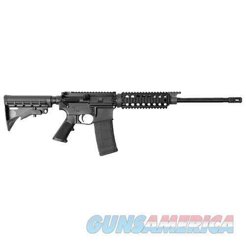 "Bci 515-001 Sqs15 Sentry Model Semi-Automatic 223 Remington/5.56 Nato 16"" 30+1 6-Position Stk Blk Hard Coat Anodized 515-001  Guns > Rifles > B Misc Rifles"