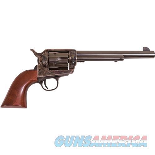 "Cimarron Firearms Frontier .38Spl/.357 Pw Fs 7.5"" Cc/Blued Walnut PP405  Guns > Pistols > C Misc Pistols"