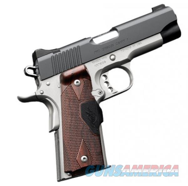Kimber 45Acp Pro Crimson Carry Ii KIM3200289  Guns > Pistols > K Misc Pistols