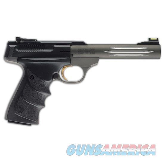 Browning Buck Mark Lite Gray Urx 22Lr 5.5 Fltd Ca 051461490  Guns > Pistols > B Misc Pistols