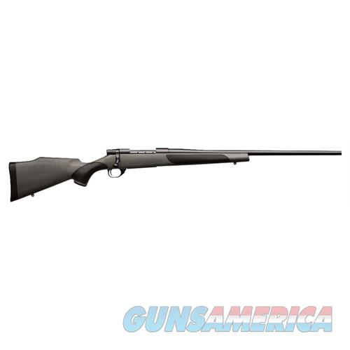 """Weatherby Vanguard Synthetic .300 Win 26"""" M.Blued Blk/Gry Syn VGT300NR6O  Guns > Rifles > W Misc Rifles"""