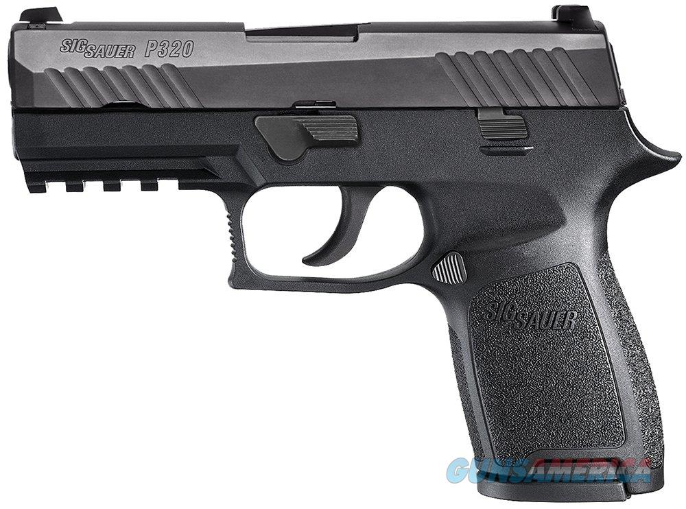 "Sig P320 3.9"" Compact 15 Rd  9mm 320C-9-BSS NEW   Guns > Pistols > Sig - Sauer/Sigarms Pistols > P320"