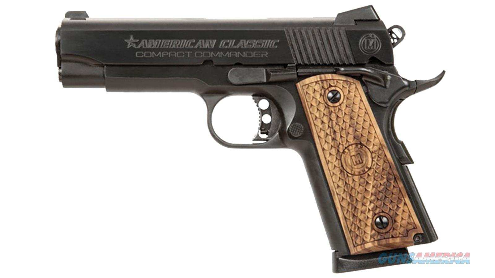 Import Sports Cmpt Cmdr 45Acp 4.25 ACCC45B  Guns > Pistols > IJ Misc Pistols