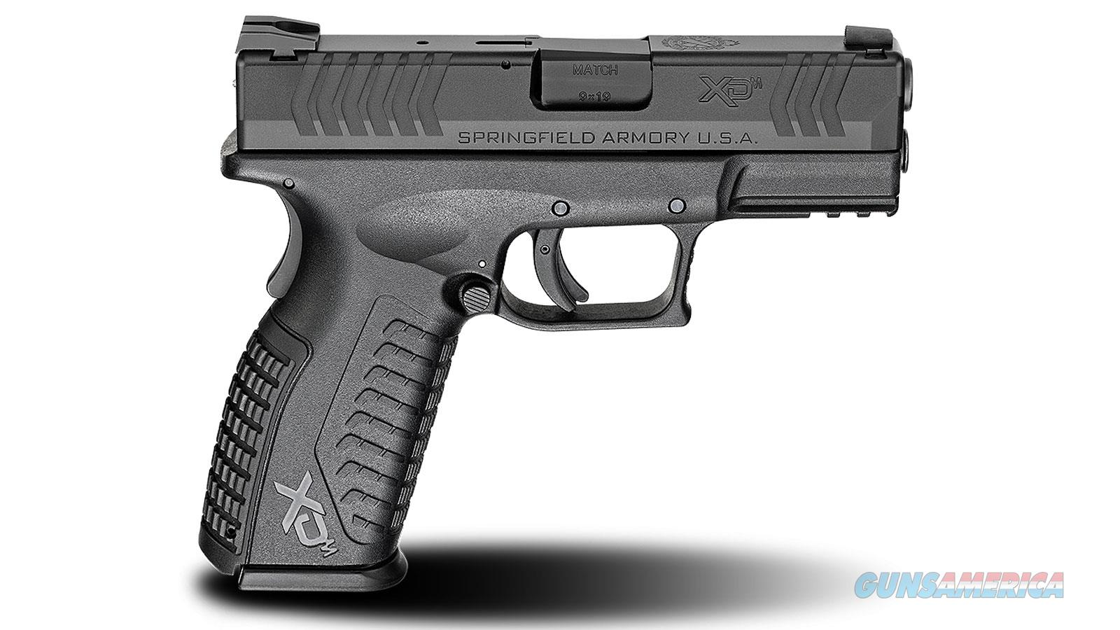 Springfield Armory Xdm 9Mm 3.8 19Rd Essentials XDM9389BHCE  Guns > Pistols > S Misc Pistols