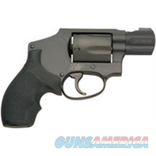 Smith & Wesson M&P 340 Revolver 357 Mag, 1.875 In, Syn Grp, 5 Rnd, Small Blk Frame 163072  Guns > Pistols > S Misc Pistols