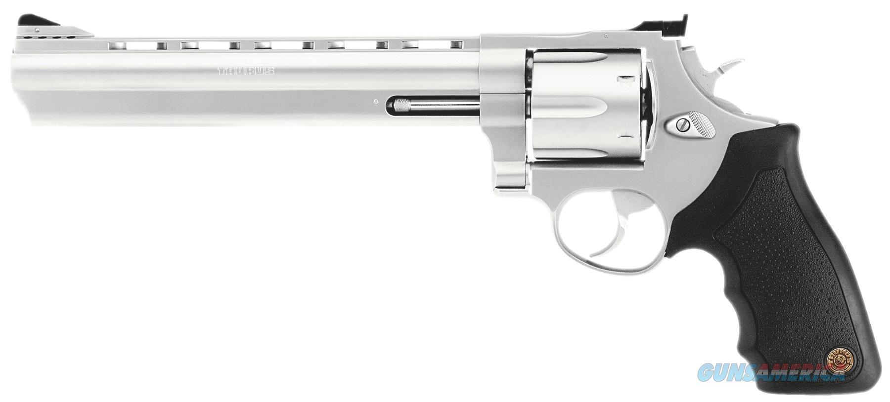 "Taurus 2440089 Model 44 44Remmag 8.38"" 6Rd Rubber Grip Matte Ss 2-440089  Guns > Pistols > TU Misc Pistols"