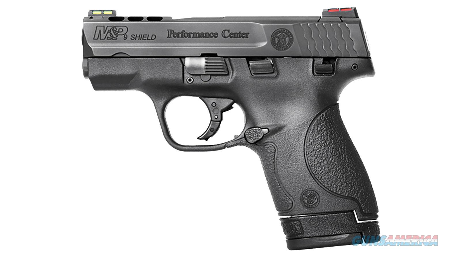 "SMITH & WESSON SHIELD 9MM 3.1"" 7RD 10108  Guns > Pistols > Smith & Wesson Pistols - Autos > Polymer Frame"
