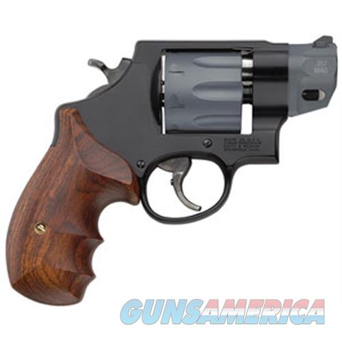 "SMITH & WESSON 327 357MAG 2"" 8RD GRY/BLK 170245  Guns > Pistols > Smith & Wesson Revolvers"