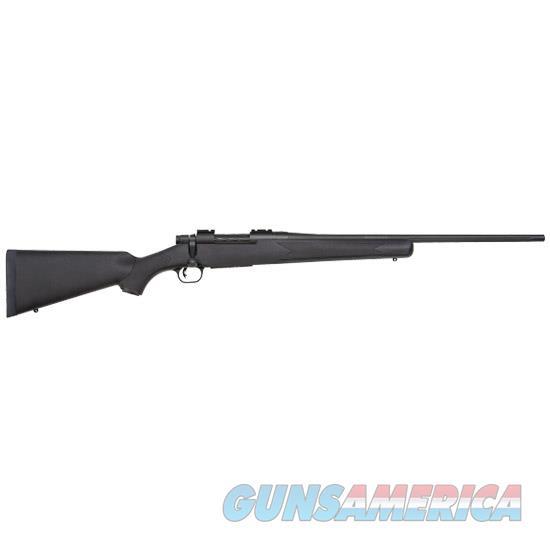 "Mossberg 27843 Patriot Bolt 22-250 Remington 22"" 5+1 Synthetic Black Stk Blued 27843  Guns > Rifles > MN Misc Rifles"