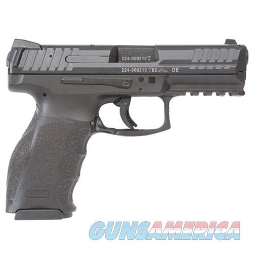 Heckler & Koch Vp9 9Mm 4.09 Blk 3 Dot Sights 2 10Rd 700009-A5  Guns > Pistols > H Misc Pistols