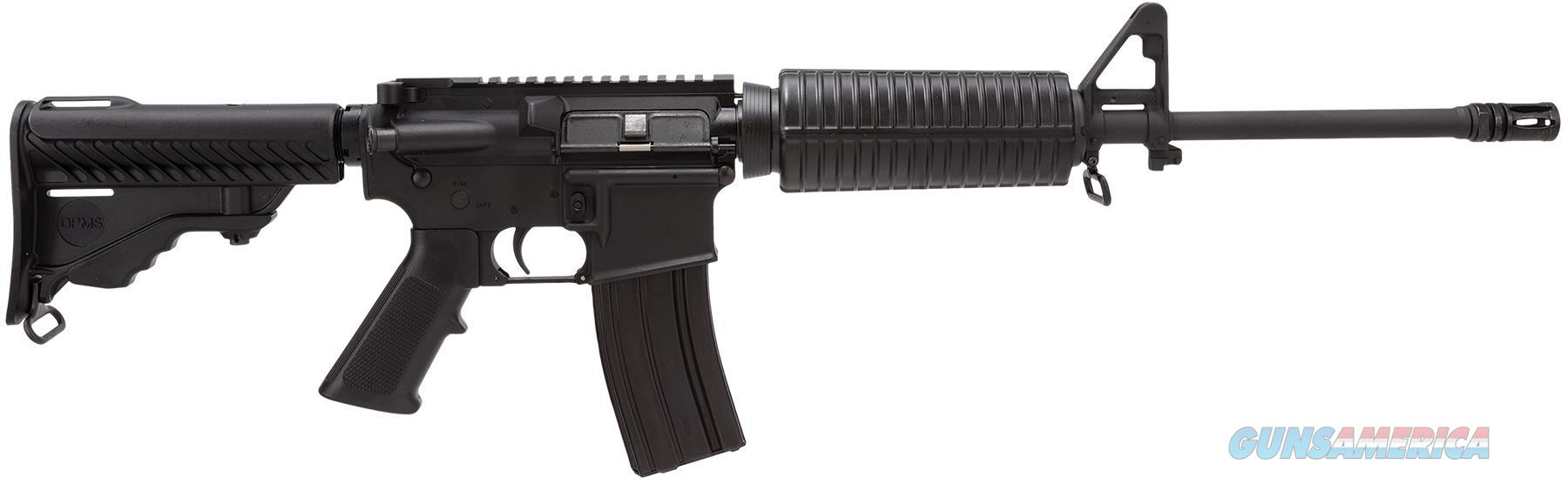 "DPMSPANTHER ARMS PNTHR A3 LT 223 16"" 60525  Guns > Rifles > DPMS - Panther Arms > Complete Rifle"