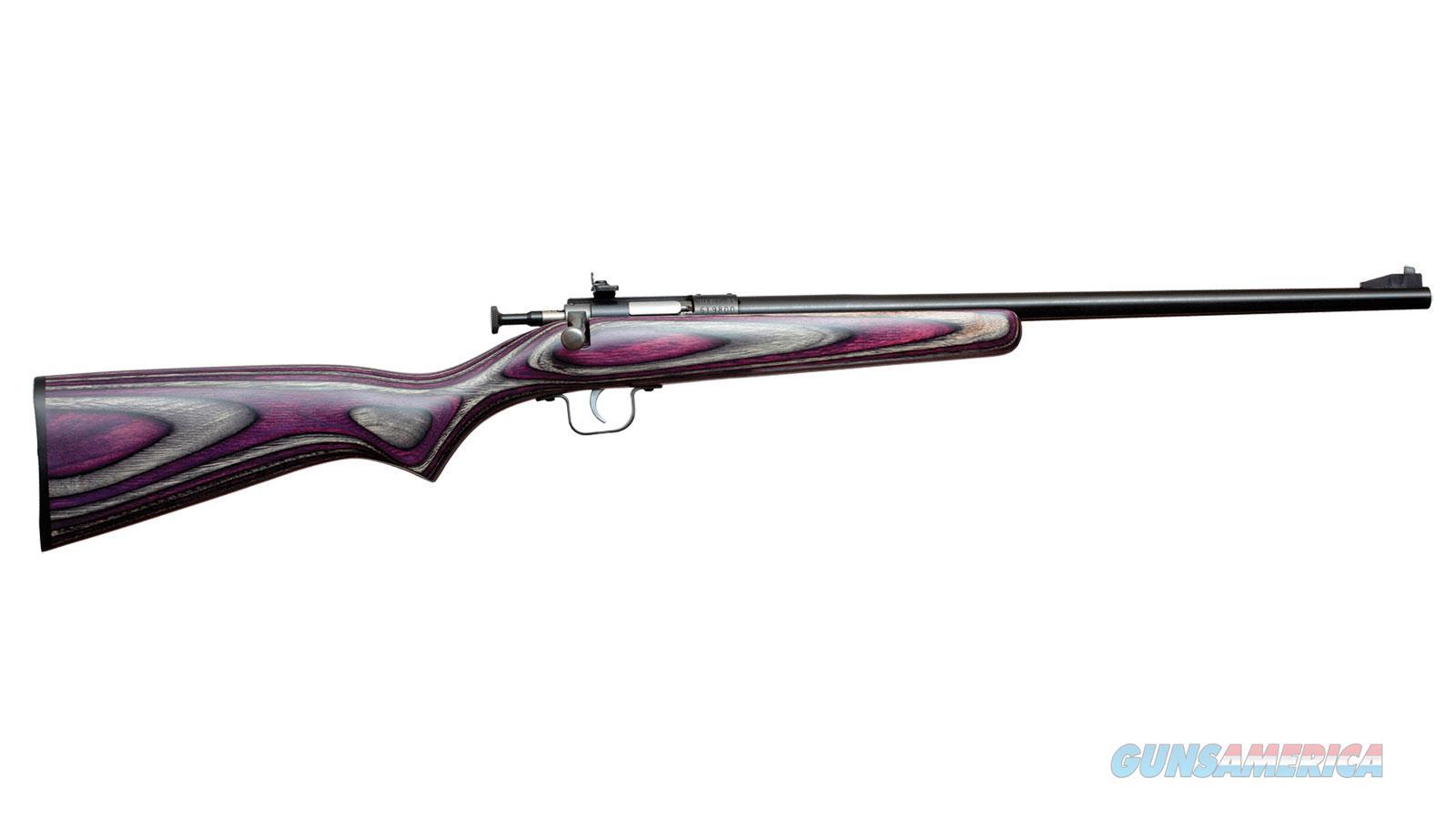 Keystone Sporting Arms Crkt Purple 22S/L/Lr KSA2227  Guns > Rifles > K Misc Rifles