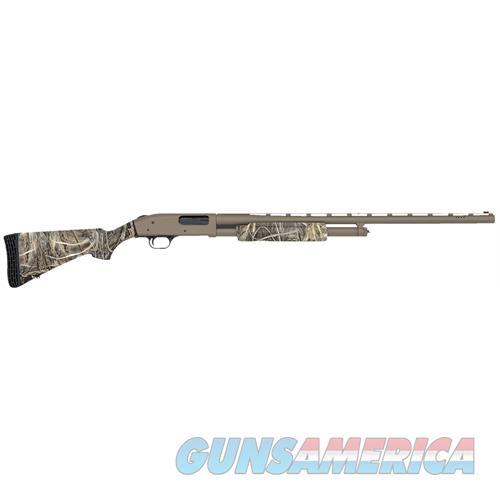 "Mossberg 50124 500 Flex Hunting Pump 12 Ga 28"" 3"" Max-4 Syn Stk Tan 50124  Guns > Shotguns > MN Misc Shotguns"