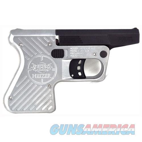 Heizer Def. Pocket Ar .223 Rem Ss Frame/Black Bbl PAR1SS  Guns > Pistols > H Misc Pistols